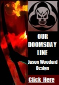 Doomsday Line Product Page. Design by Jason Woordard