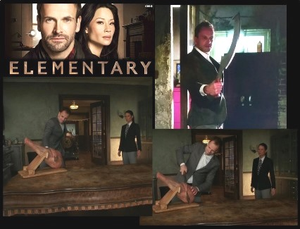 Elementary on CBS picture - Link to video