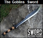The Goblin Sword Picture link to more pictures and order info