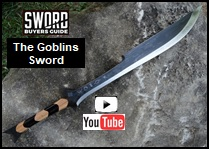 The Goblins Sword YouTube Video Link Picture