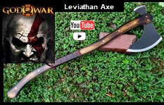 Leviathan Axe from God of War Youtube Video Link