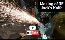 Making of Resident Evil 4 Jack's Knife Video Link Picture