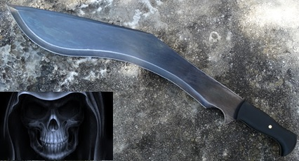 The Reapler Kukri Picture
