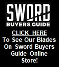 Picture link to Sword Buyers Guide Scorpion Swords and Knives Blades at Store