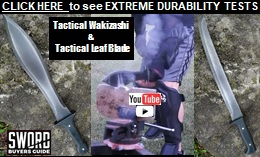 Tactical Leaf Blade.  Picture link to youtube video of the sword.